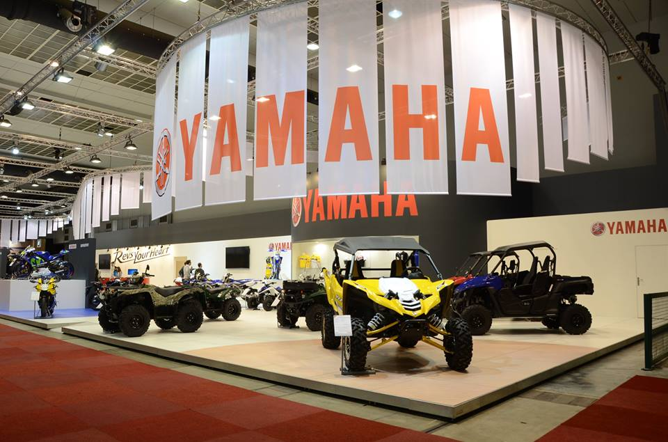 Salon Yamaha 2016