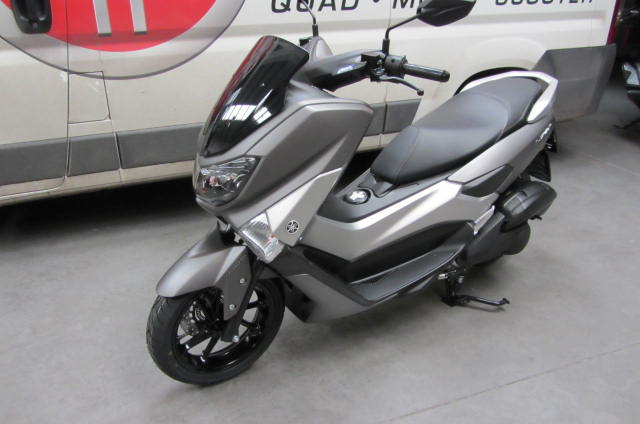 scooter yamaha nmax 125 abs. Black Bedroom Furniture Sets. Home Design Ideas