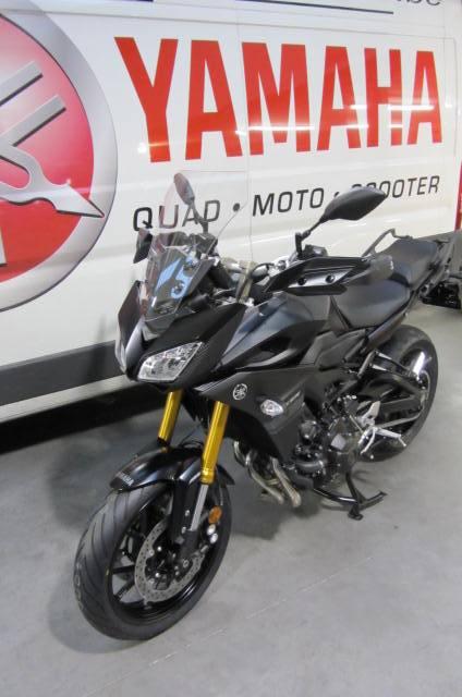 Moto Mt 09 Tracer Yamaha Abs